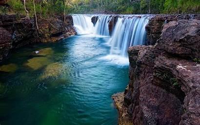 Wallpapers Windows Waterfalls Waterfall Desktop Bing Background
