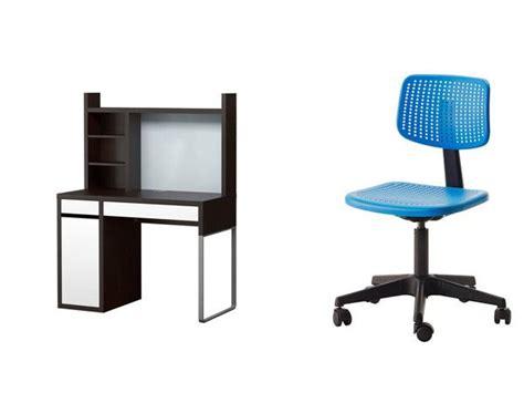 bureau etudiant bureau et chaise pour étudiant ikea vite des