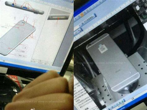 leaked photos of iphone 6 leaked image claims to be from foxconn showing the iphone