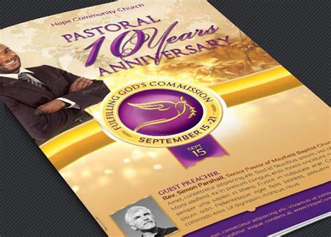 pastor anniversary program templates 17 best pastor anniversary program templates 2018 23908