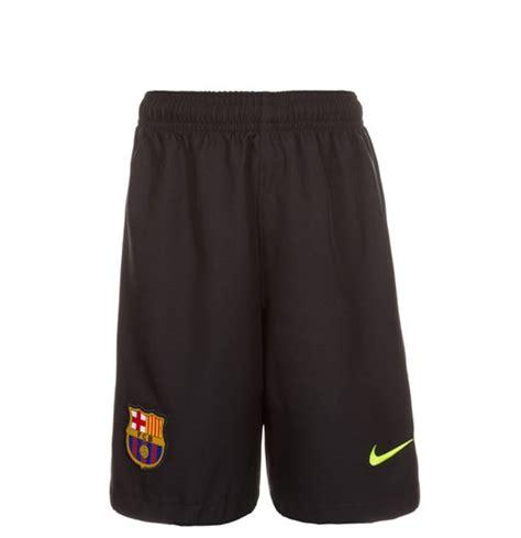 Portiere Barcellona by Acquista Pantaloncini Portiere Barcellona 2016 2017 Home