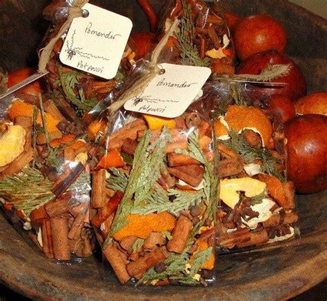 orange pomander potpourri  clove cinnamon orange