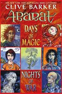 Days of Magic, Nights of War (Abarat, book 2) by Clive Barker