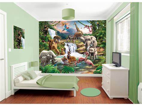 jungle themed bedroom ideas that will fads