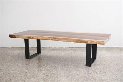 mid century modern  edge coffee table  sale