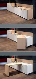 Table Cuisine Petit Espace : la table pivotante id ale pour petits espaces cuisine kitchen pinterest ~ Teatrodelosmanantiales.com Idées de Décoration