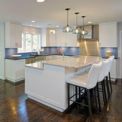 kitchen island com counter vs bar height centsational style