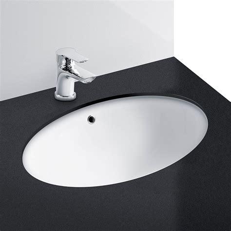 lavelli bagno lavabo incasso sottopiano 51 5x43 cm in ceramica