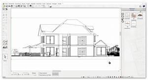 Technisches Zeichenprogramm Kostenlos : haus selber planen zeichnen mit 3d cad software programm ~ Orissabook.com Haus und Dekorationen