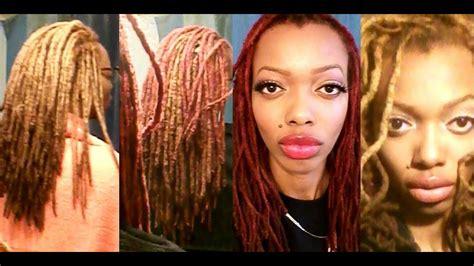 Semi-permanent Red Dye On My Blonde
