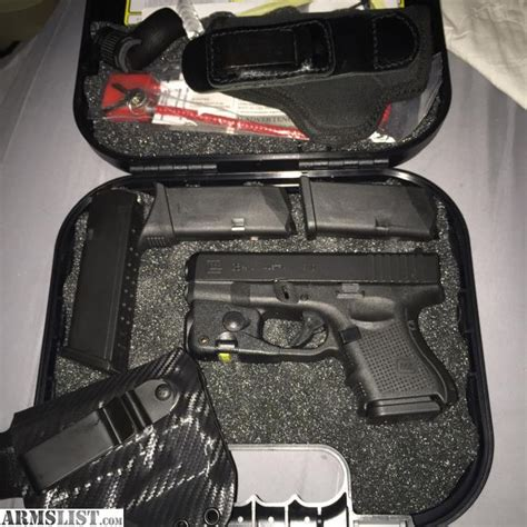 glock 26 laser light armslist for sale trade glock 26 gen 4 w light laser combo