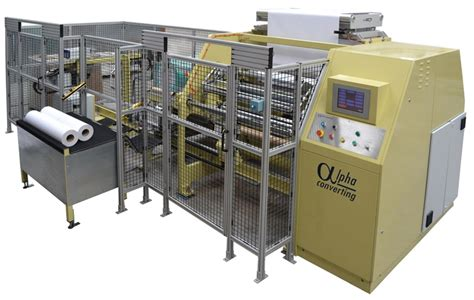 automatic turret rewinders automatic winding machines alpha converting