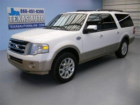 find   finance  ford expedition el king ranch