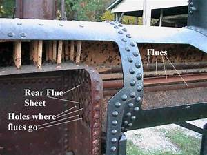 Technically  The Flues Are Tubes But That Old