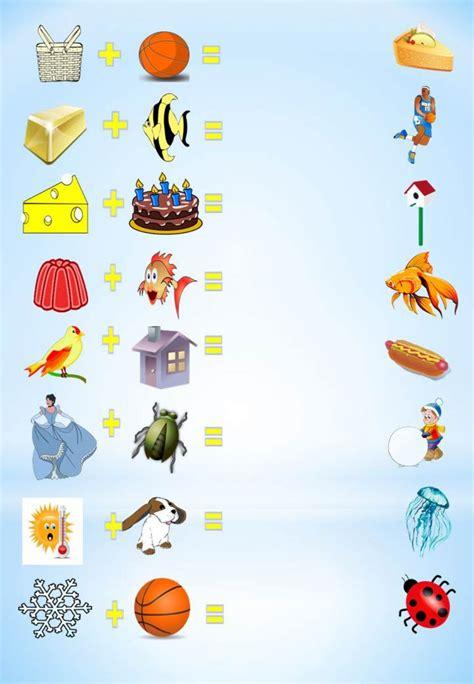 compound words interactive worksheet