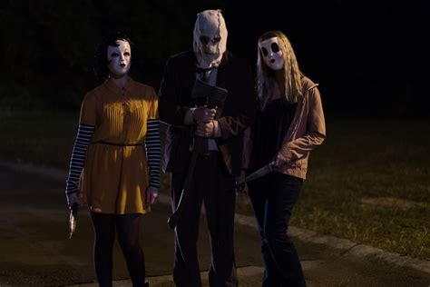 Meet The Killers Of 'the Strangers