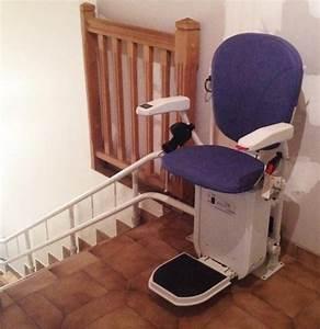 Chaise Monte Escalier : chaise monte escalier curve maison de particuliers crest ~ Premium-room.com Idées de Décoration