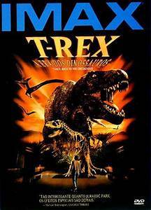 And the t-rex dvd
