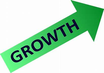 Growth Clip Clipart Chart Symbol Arrow Transparent