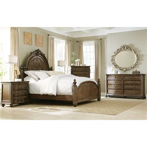 Jessica Mcclintock The Boutique 5 Piece Mansion Bedroom