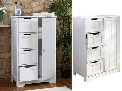 wooden cabinet with drawers white wooden cabinet with 4 drawers cupboard storage
