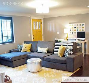 5 ideas how to make an entryway when you don39t have one for Ideas to separate a sectional sofa