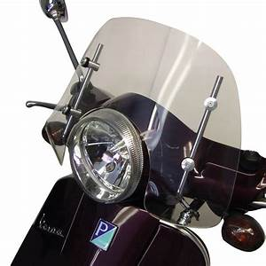 Scooter Windshield
