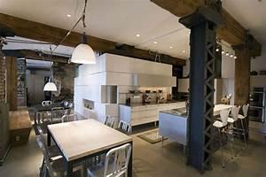 Deco Maison Industrielle Whitney Loft