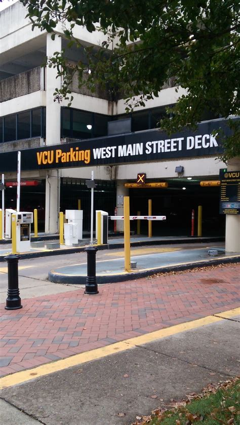 vcucss    covered   arrange parking   hosted  vcu email   css