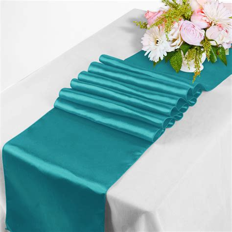 wedding table cloth runners 12 quot x108 quot satin table runner wedding table runners