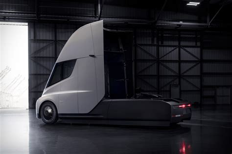 Watch The Electric Truck Burn Rubber