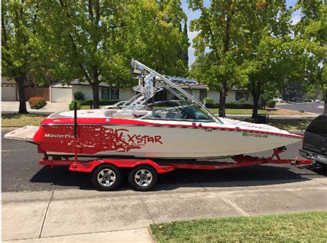 Mastercraft Boats For Sale California by Mastercraft Boats For Sale In Stockton California