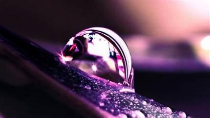 Droplets Makros Macro Desktop Water Gemerkt Von