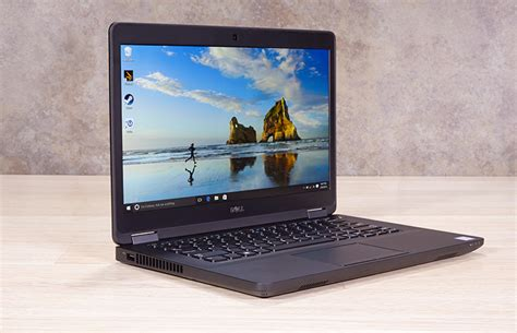 Dell Latitude E5470 - Full Review and Benchmarks