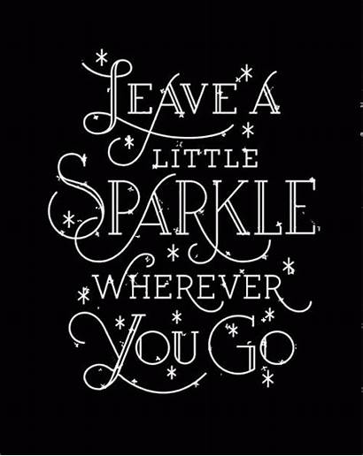 Wallpapers Sparkle Phone Inspirational Quote Positive Inspiration