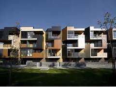 Modern apartment build...