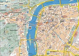 Prague Map City