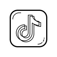 TikTok Icon - Free Download, PNG and Vector