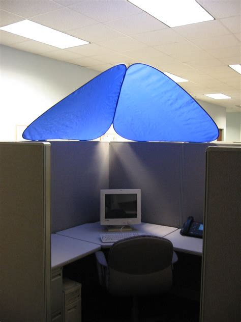 cubeshield cubicle roof cubeshield blocks bothersom flickr