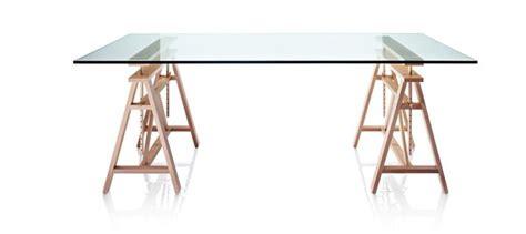 bureau avec treteau comment choisir une table de salle à manger galerie