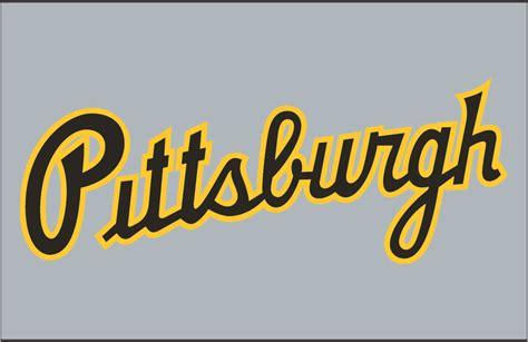 Pittsburgh Pirates 1990-1996 Jersey Logo Iron On Transfer