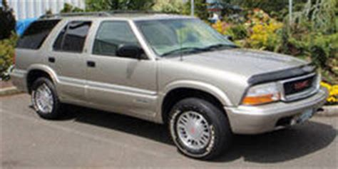 gmc jimmy reviews  owner comments
