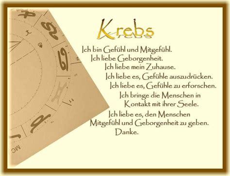 Eigenschaften Sternzeichen Krebs by Astrologie Affirmationen Widder Bis Fische Positive