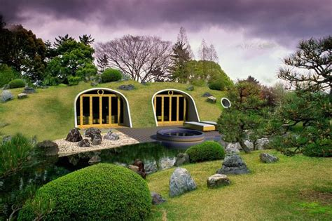 real hobbit homes real life hobbit houses look like they re straight out