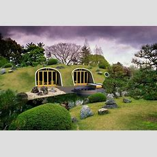 Reallife 'hobbit Houses' Look Like They're Straight Out