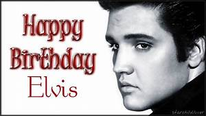 January 8 Elvis Presley Birthday | SingSnap Karaoke