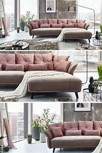 Sofa Für Wohnzimmer : die besten 25 rosa sofa ideen auf pinterest hellrosa grau kupfer wohnzimmer pastell ~ Sanjose-hotels-ca.com Haus und Dekorationen