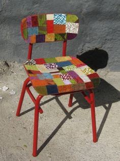 retapisser une chaise 1000 images about customisation on diy and