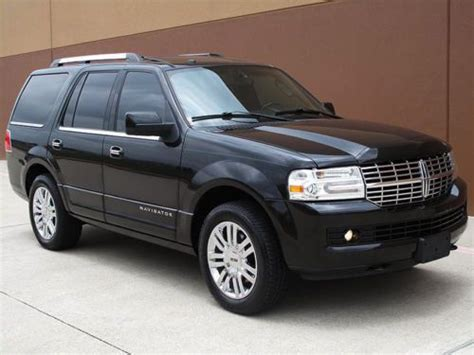 old car owners manuals 2010 lincoln navigator l electronic valve timing find used 2010 lincoln navigator suv elite 5 4l v8 2wd nav cam roof tv dvd 3rd row 1owner in