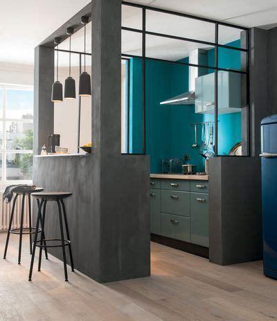 verriere entre cuisine et salon entre la cuisine et le salon cloison ou verrière e
